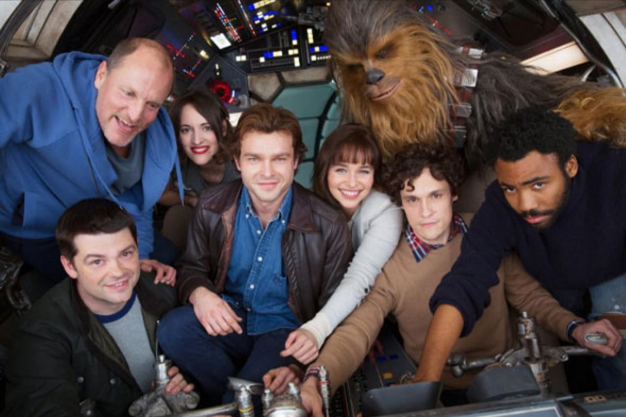 Han Solo (estreno)