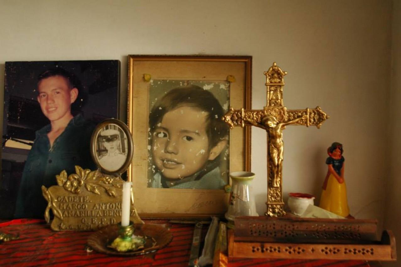 Cadete Amarilla, Mi Hijo (estreno)