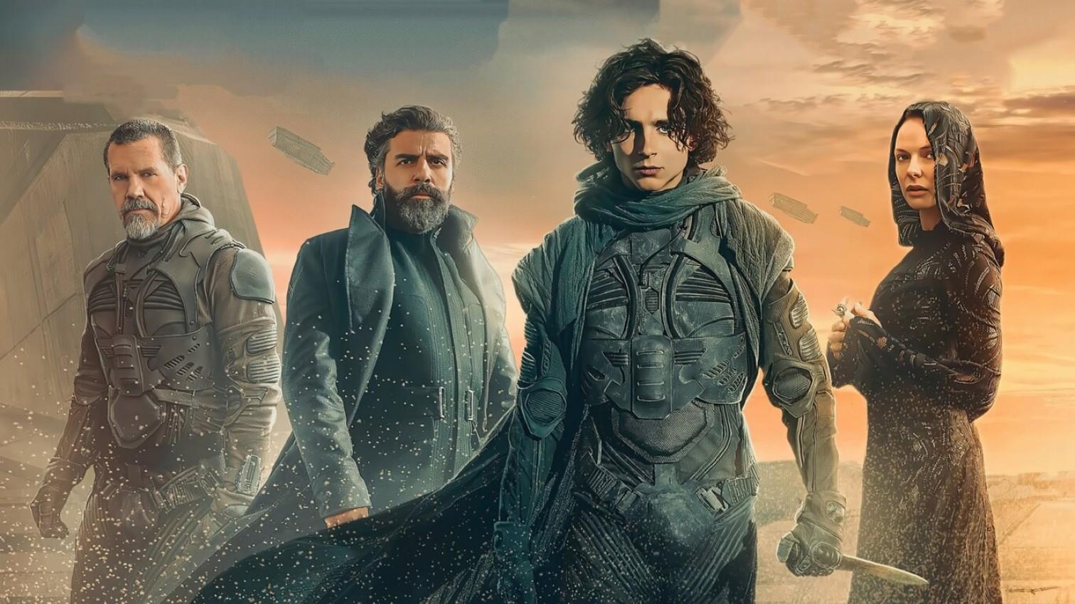 Dune 3D (estreno)
