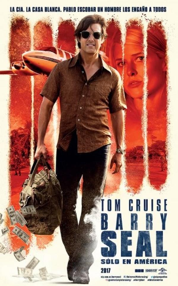 Barry Seal: sólo en América