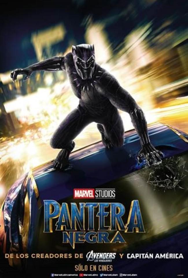 Pantera Negra (estreno)