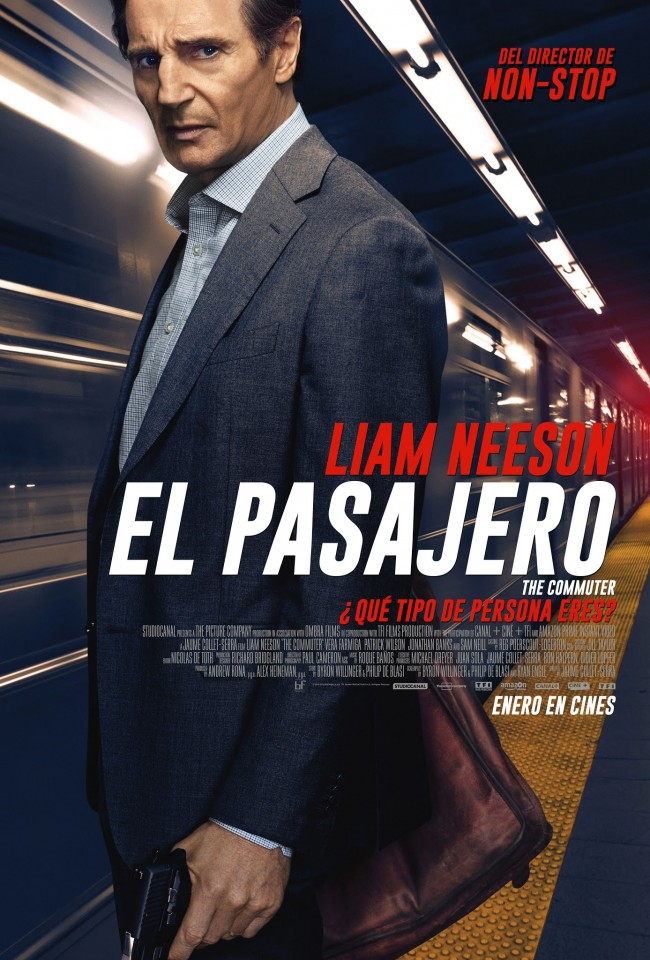 El Pasajero (estreno)