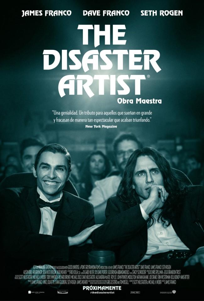 Disaster Artist: Obra Maestra