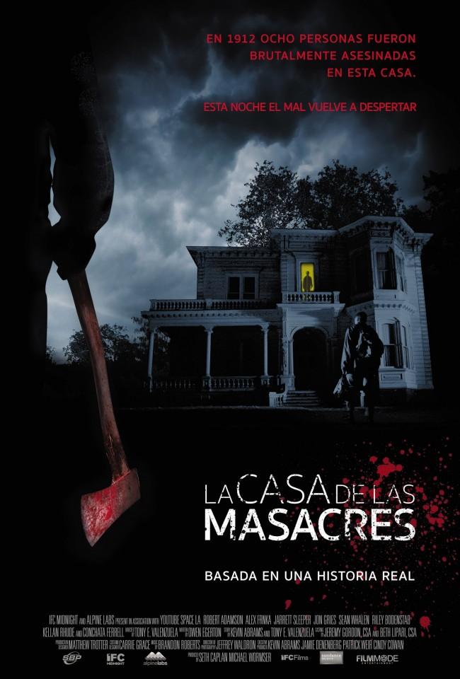 La Casa de las Mascacres