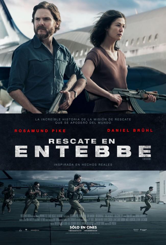 Rescate En Entebbe (estreno)