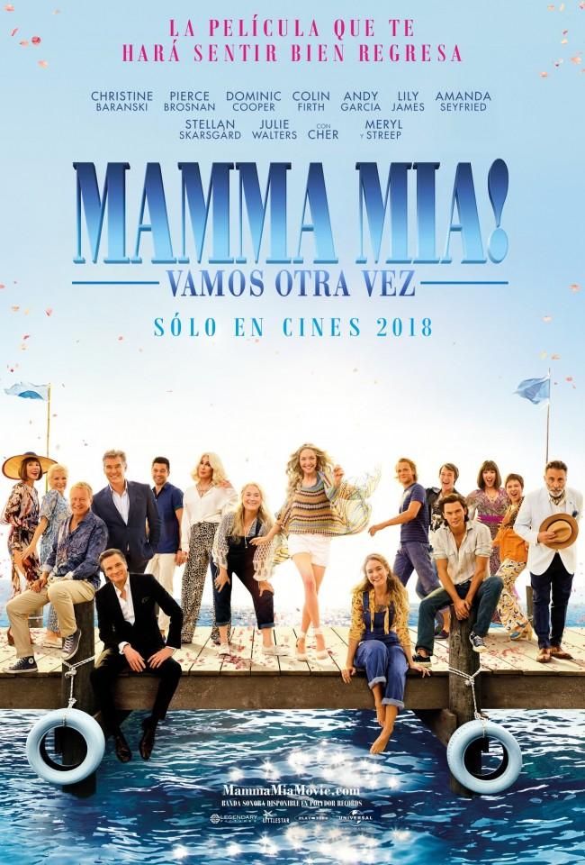 Mamma Mia: Vamos Otra Vez!