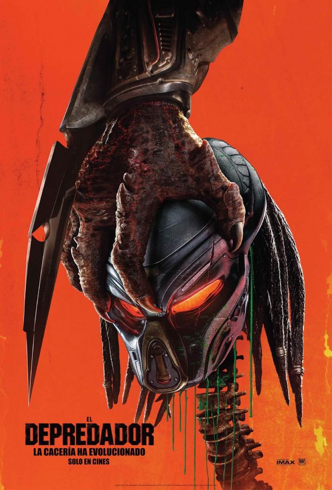 El Depredador (estreno)