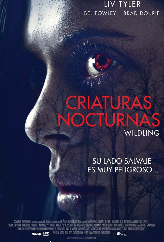 Criaturas Nocturnas (estreno)
