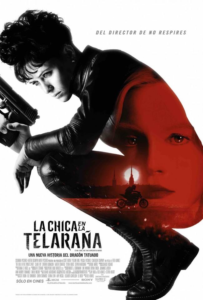 La Chica En La Telaraña (estreno)