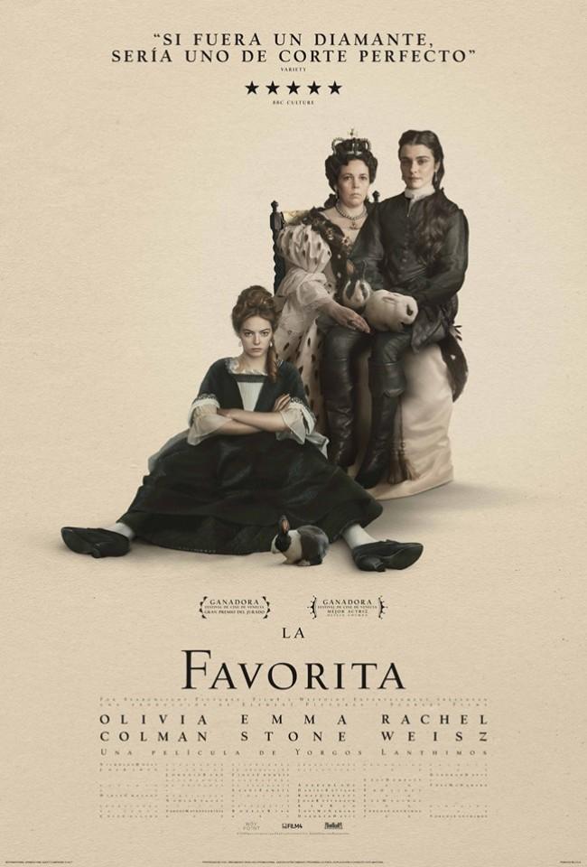 La Favorita (estreno)