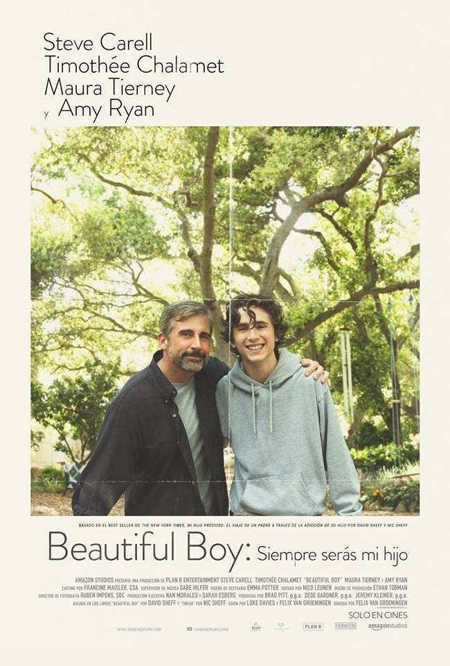 Beautiful Boy: Siempre Serás Mi Hijo (estreno)