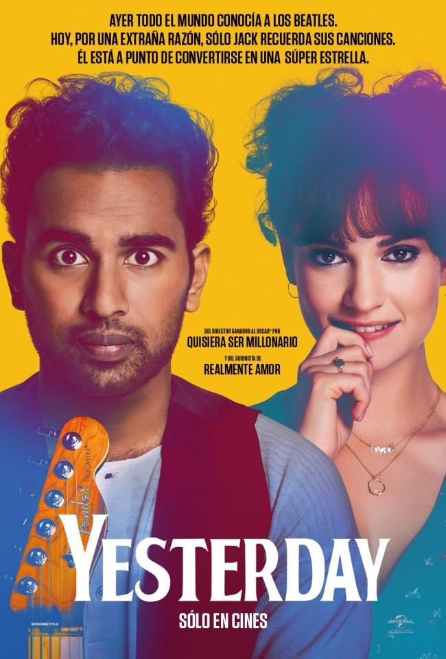 Yesterday (estreno)