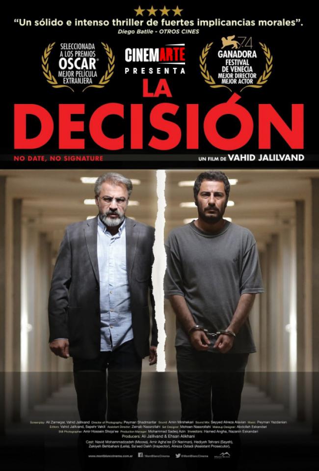 La Decisión (Cinemarte)