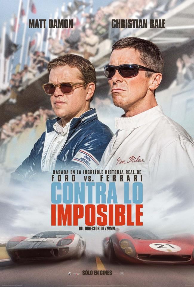Contra Lo Imposible (estreno)