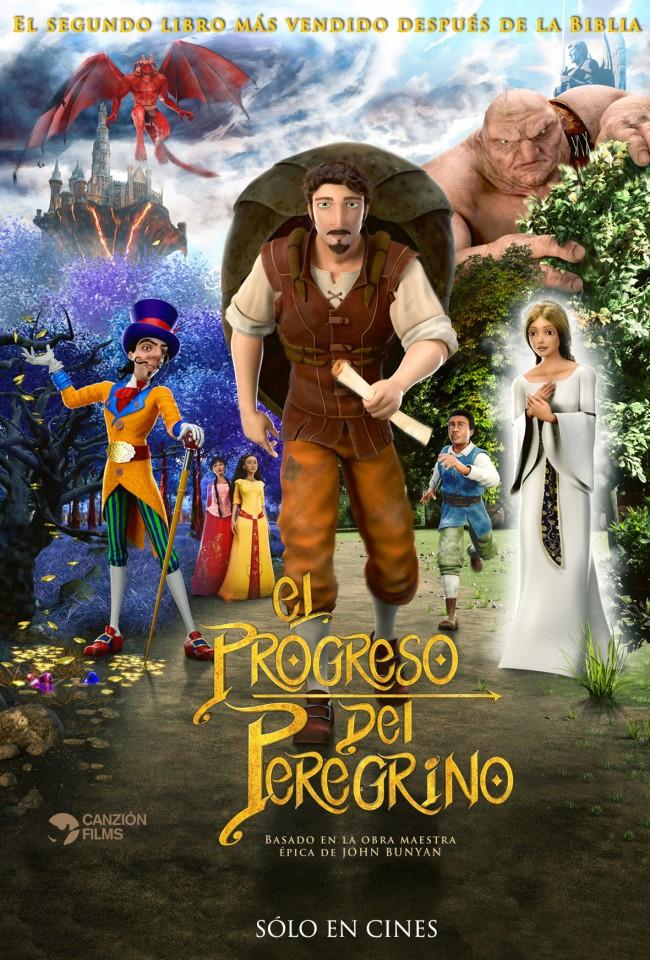 El Progreso Del Peregrino (estreno)