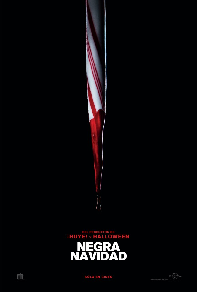 Negra Navidad (estreno)