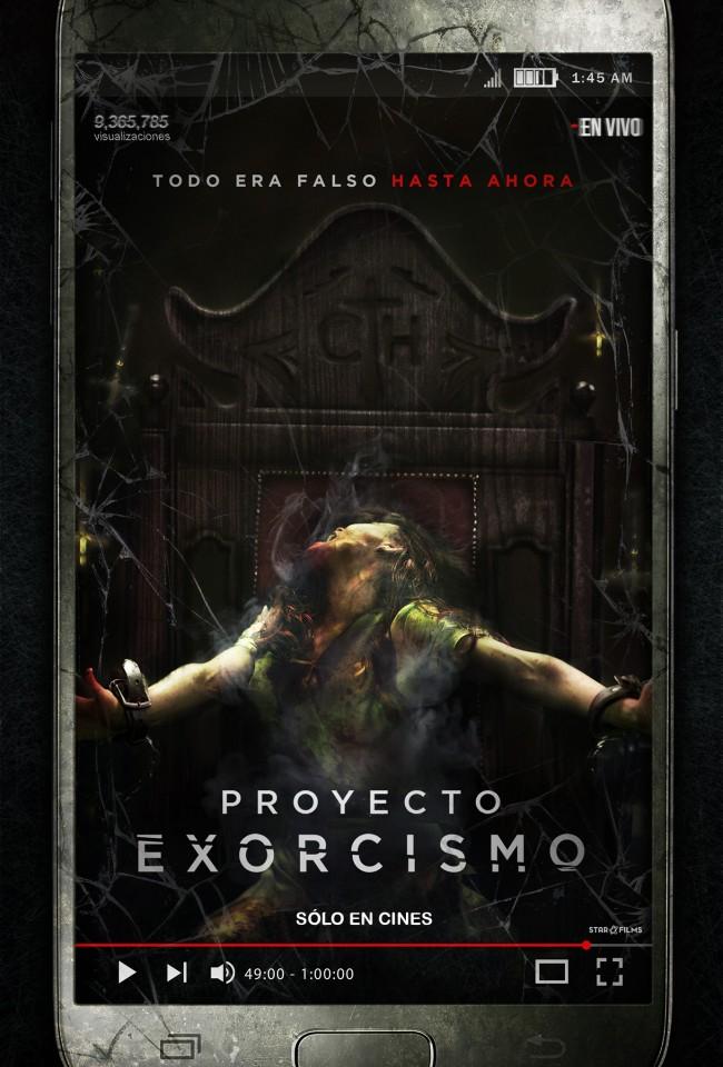 Proyecto Exorcismo (estreno)