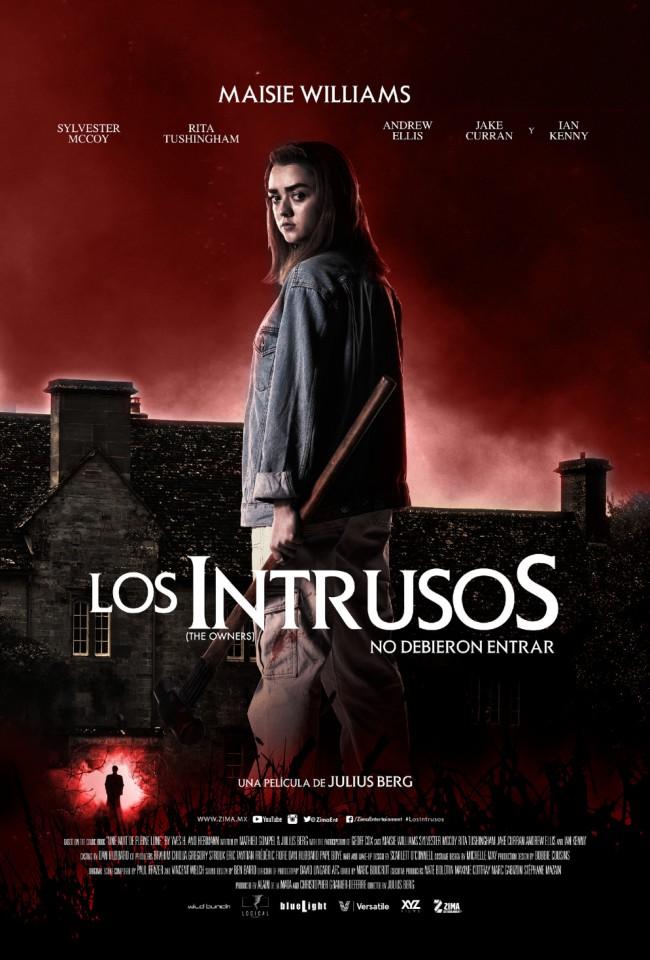 Los Intrusos (estreno)