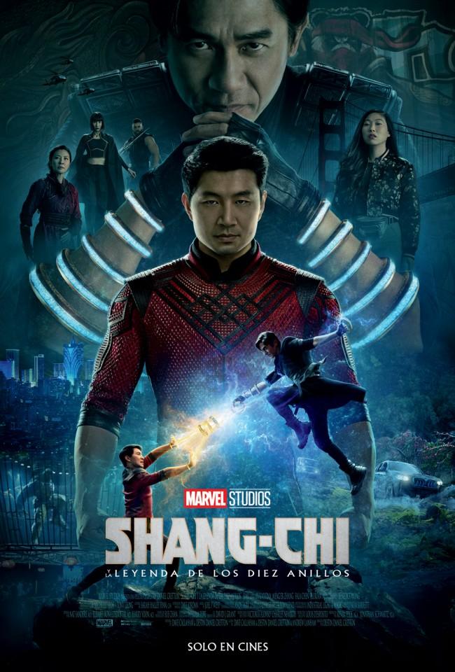 Shang-Chi: Y La Leyenda De Los Diez Anillos
